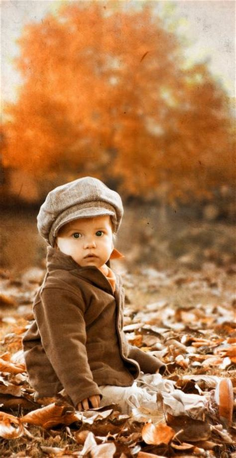 fall baby pictures ideas  pinterest fall baby