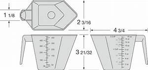 16 Oz Plastic Measuring Cup  Measuring Cup