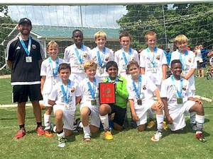 Steamers 06 Black I are Finalists @ NASA Boys Classic ...