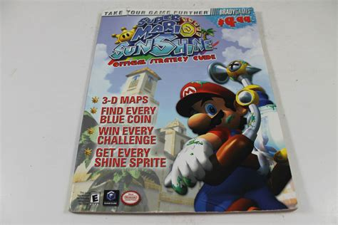 Super Mario Sunshine Guide Brady Games