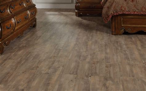 pergo floors freefit lvt standard rustic grey oak 6 quot x 36 quot luxury vinyl