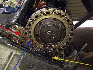 16 1999 Ford Explorer Timing Chain Replacement  Timing Chain Guide  Tensioner Replaced Ford