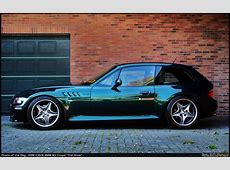 1999 BMW Z3M Coupe cars germany wallpaper 1920x1200