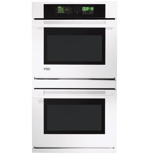ge monogram  built  double wall oven  trivection technology zetwhww ge appliances