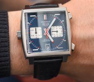 TAG Heuer Monaco Calibre 11 'McQueen' Watch Hands-On