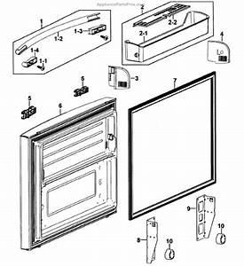 Parts For Samsung Rf267aars  Xaa