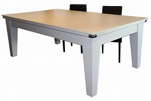 Table À Manger Billard : billard anglais 8 pool 210cm supreme pool york 7ft ~ Melissatoandfro.com Idées de Décoration