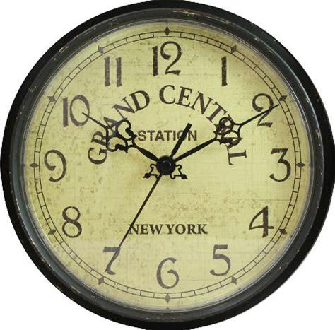 want a grand central station clock three railway clocks