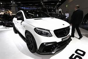 Mercedes Brabus 4x4 : brabus 850 6 0 biturbo 4x4 coupe une mercedes gle sous hormones l 39 argus ~ Medecine-chirurgie-esthetiques.com Avis de Voitures
