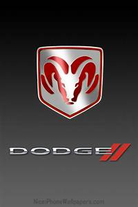 Dodge logo HD iPhone 4/4s wallpaper and background