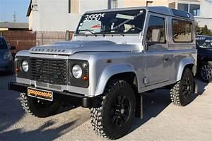 4x4 Occasion Land Rover : land rover defender 90 sw premi re main vente et rachat de 4x4 tout terrain l 39 isle sur la ~ Gottalentnigeria.com Avis de Voitures
