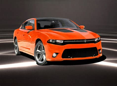 The New Dodge Charger by 2019 Dodge Charger Is A New Model With Alfa Stage