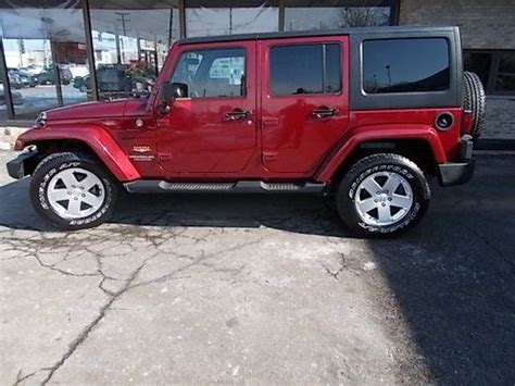 used jeep wrangler 4 door buy used 2011 jeep wrangler unlimited sport utility