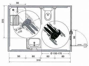 l39accessibilite des salles de bains solutions equipements With norme handicape salle de bain