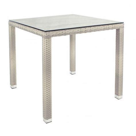 tavolo in rattan da giardino tavoli da giardino polyrattan per esterno prezzi etnico outlet