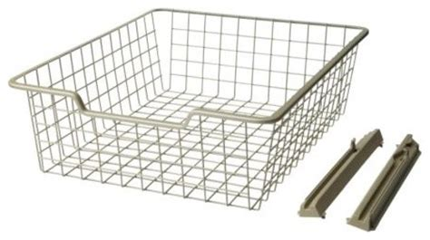 komplement wire basket modern closet organizers by ikea