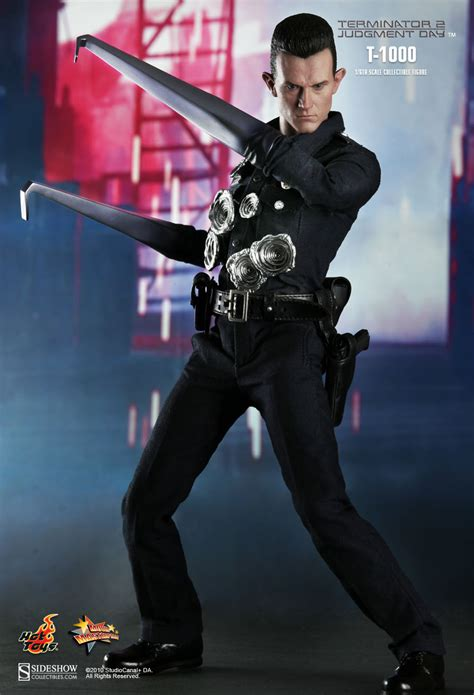 hot toys  terminator  judgment day mms
