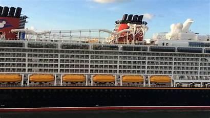 Disney Dream Fantasy Horn Port Battle Dock
