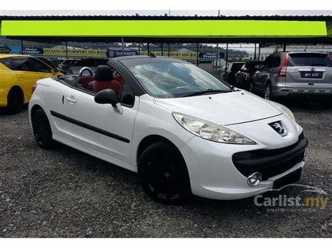 Peugeot 207 Convertible by Peugeot 207 2010 Cc 1 6 In Selangor Automatic Convertible