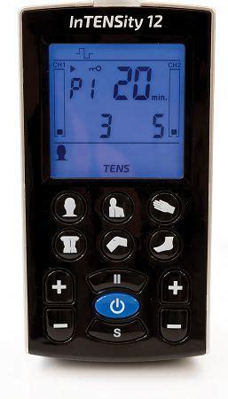 InTENSity 12 Digital TENS Unit | TENSPros.com