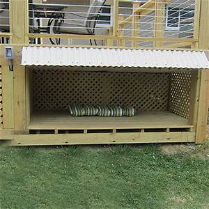 dog house under deck wwwpixsharkcom images galleries With dog house with deck
