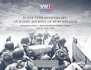 75th Anniversary of D Day The National WWII Museum by