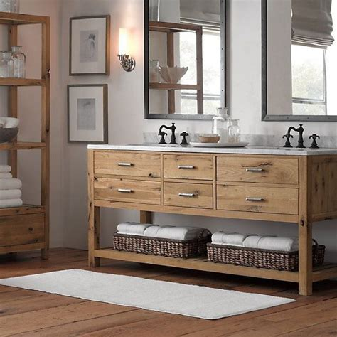 Rustic Bathroom Vanities For Home — Cookwithalocal Home