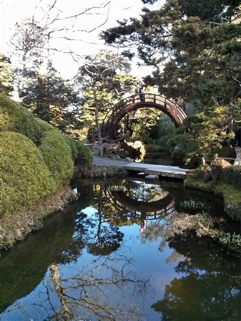 japanese tea garden at golden gate park san francisco