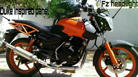 Modified Pulsar Photo by Pulsar 180 Modified Bike Photos Hobbiesxstyle
