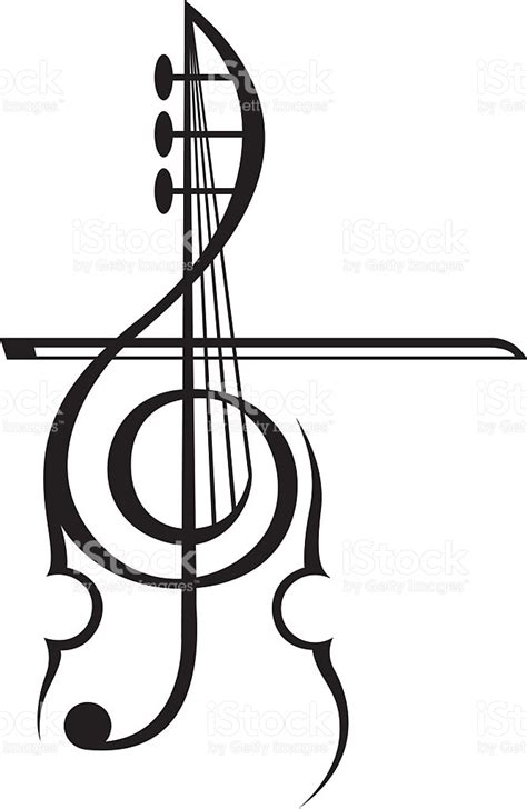 Violin Clipart Violinist Clipart String Orchestra Pencil And In Color