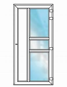 porte d39entree bhautika semi vitree grosfillex With porte d entrée automatique