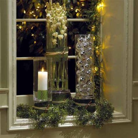 Weihnachtsdeko Fensterbank Beleuchtung by 20 Beautiful Window Sill Decorating Ideas For