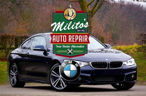 Bmw Repair Chicago by Bmw Repair And Service Milito S Auto Repair