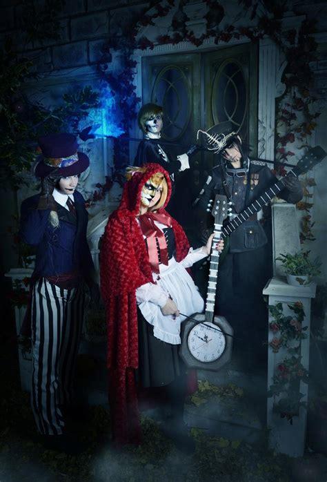 halloween creepy cosplay ideas rolecosplay
