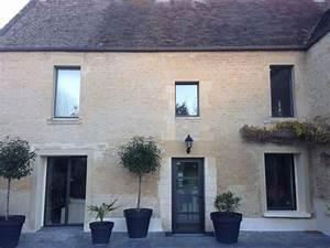 Fenêtres aluminium région Normandie Logikinov, fenêtres, portes et pergolas à Caen