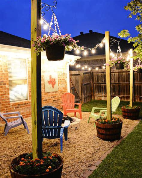 cute diy backyard firepit designs