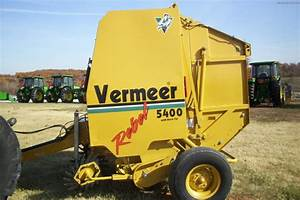2005 Vermeer 5400 Rebel Hay Equipment