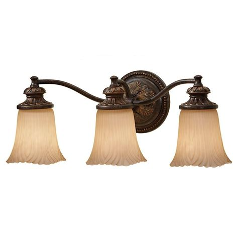 bronze vanity light feiss 3 light grecian bronze vanity light vs19503 gbz