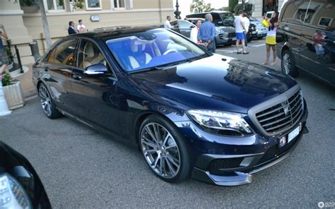 Brabus 850 6.0 biturbo 'ibusiness': Mercedes-Benz Brabus 850 6.0 Biturbo W222 - 5 August 2014 - Autogespot