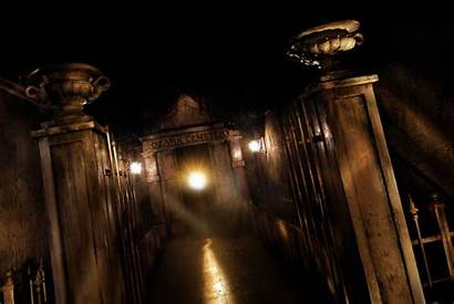 Scary Halloween Spooky Haunted Backgrounds Wallpapers Background
