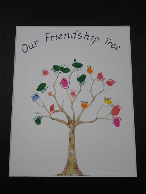 preschool friendship friendship crafts preschool activities