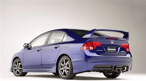 honda civic  mugen wallpaper  background image