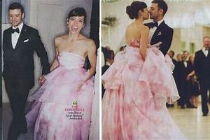 jessica biel39s wedding dress kaella lynn events With jessica biel wedding dress