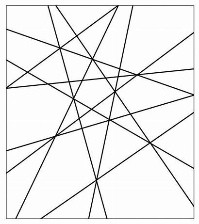 Coloring Pages Line Geometric Patterns Abstract Adult