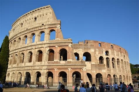 Romes Colosseum Gets A New Look Architectural Digest