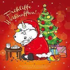 Schöne Einhorn Bilder : pummeleinhorn weihnachten zeichnen pinterest einh rner weihnachten und einhorn spr che ~ Frokenaadalensverden.com Haus und Dekorationen