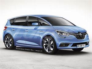 Argus Automobile Renault : renault sc nic 2016 le sc nic 4 fera le plein d 39 aides la conduite photo 2 l 39 argus ~ Gottalentnigeria.com Avis de Voitures