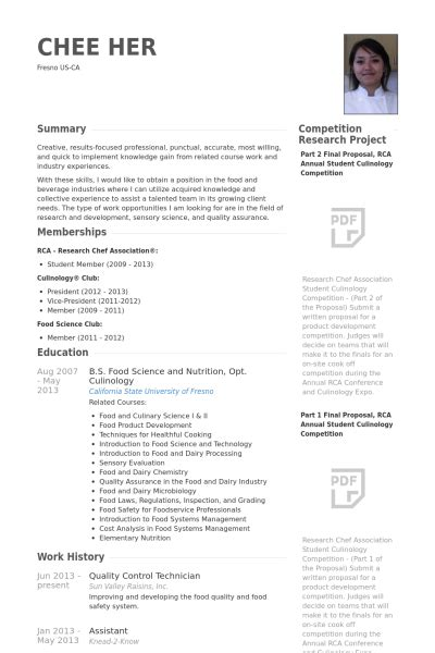 Do you need the best quality assurance inspector resume? Quality Control | Resume examples, Resume format, Resume templates