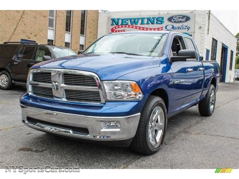 Newins Ford by 2011 Dodge Ram 1500 Big Horn Cab 4x4 In Water