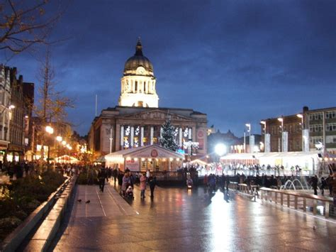 nottingham 10 things to do before christmas nottingham